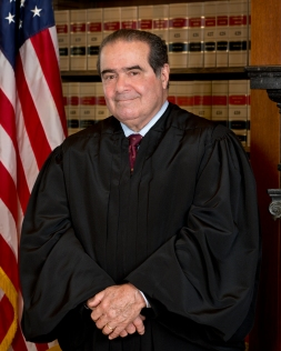 Antonin Scalia, Supreme Court Justice